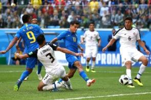 Review: Brazil – Costa Rica