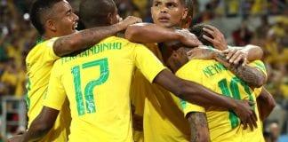 Review: Serbia – Brazil