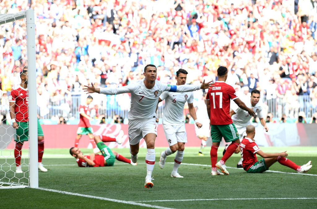 Review: Portugal – Morocco