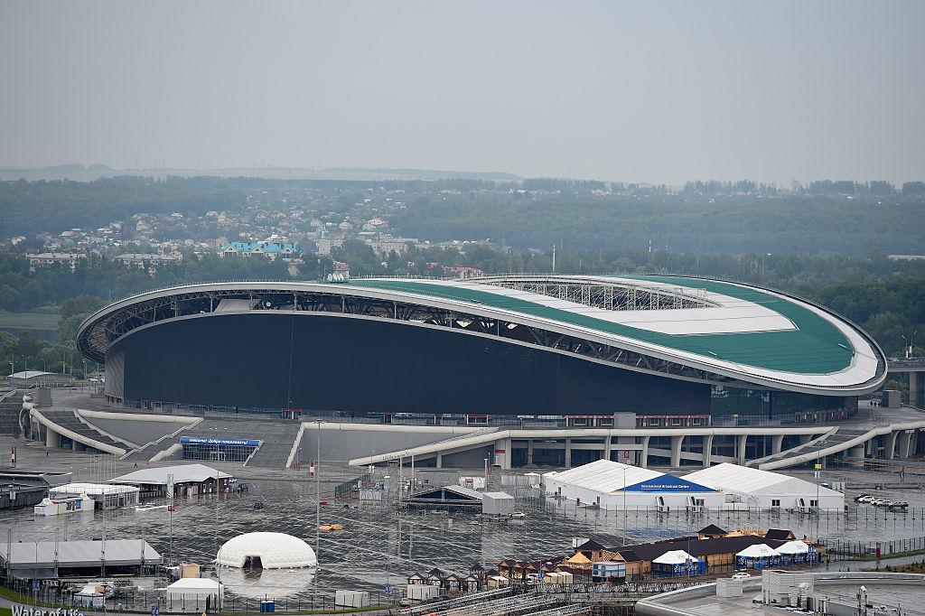 World Cup 2018 Venues – Kazan Arena