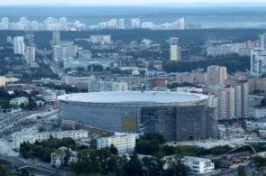 World Cup 2018 Venues – Yekaterinburg Arena