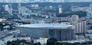 World Cup 2018 Venues – Yekaterinburg Arena