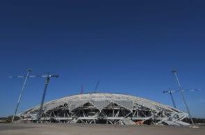 World Cup 2018 Venues – Cosmos Arena