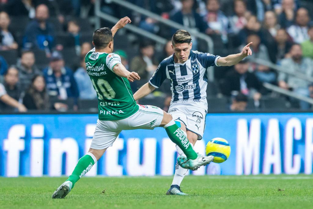 Monterrey v Leon - Torneo Clausura 2018 Liga MX