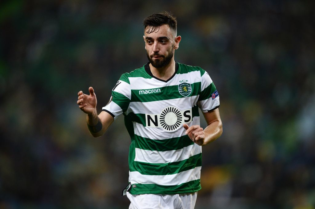 Sporting Lisbon v Viktoria Plzen - UEFA Europa League Round of 16: First Leg