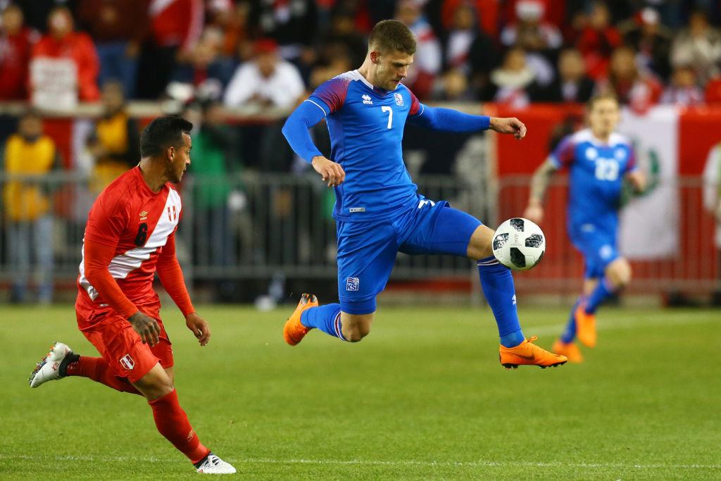 Peru v Iceland - International Friendly