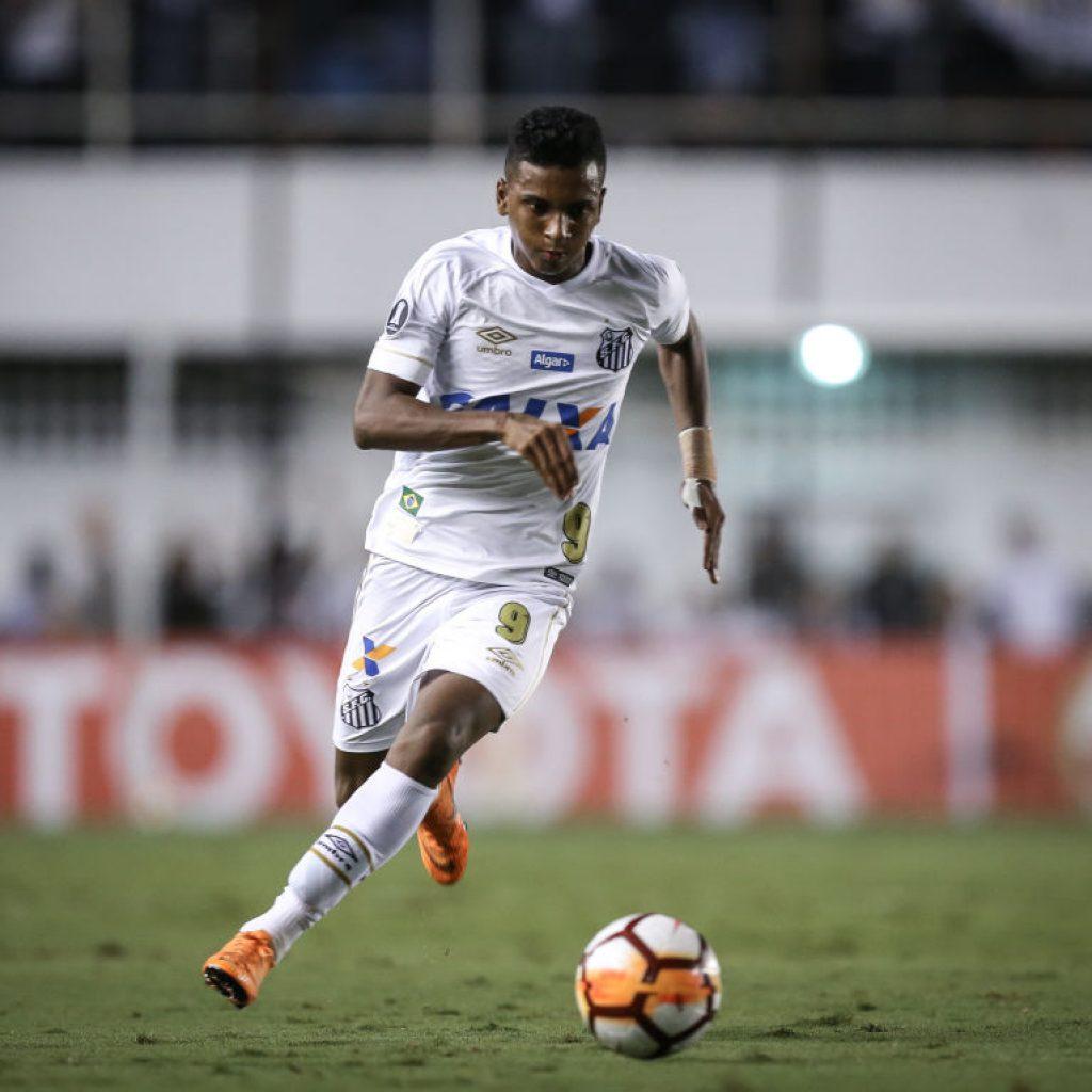 Santos v Real Garcilaso PER - Copa CONMEBOL Libertadores 2018