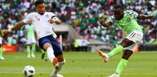 England v Nigeria - International Friendly