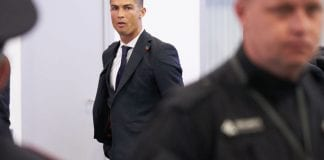 Portugal Team Arrives in Moscow - 2018 FIFA World Cup