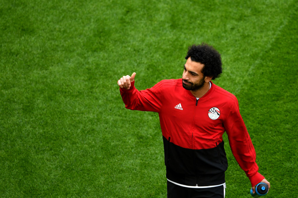 9e48e9e7676 Salah sends Karius message of support