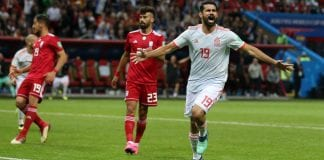 Iran v Spain: Group B - 2018 FIFA World Cup Russia