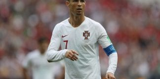 Portugal v Morocco: Group B - 2018 FIFA World Cup Russia
