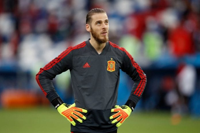 056fab823d2 Hierro confirms that De Gea will remain in goal for Spain - Ronaldo.com