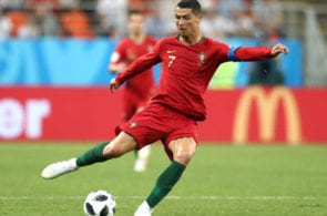 Iran v Portugal: Group B - 2018 FIFA World Cup Russia