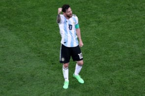 Nigeria v Argentina: Group D - 2018 FIFA World Cup Russia