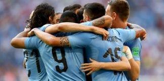 Review: Uruguay – Russia