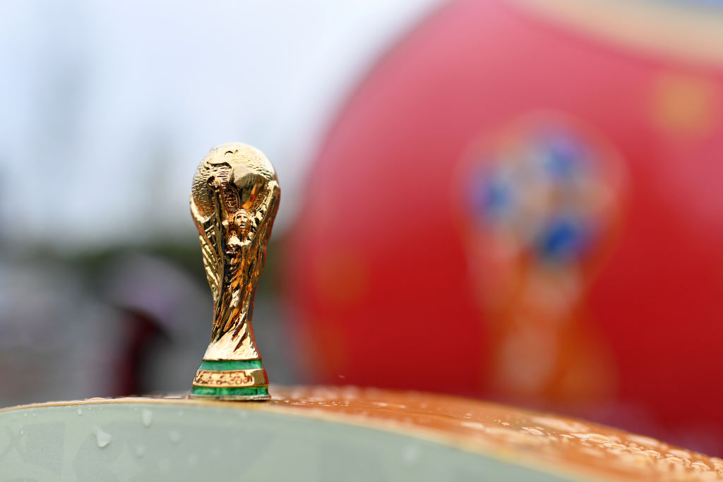 Who will win the 2018 World Cup?