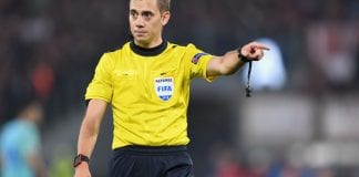World Cup 2018 referees