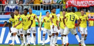 Review: Senegal – Colombia