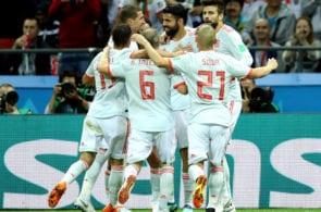 Review: Iran – Spain