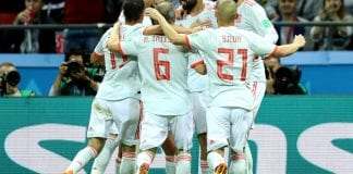 Review: Iran – Spain