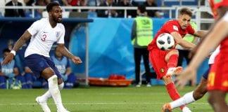 Review: England – Belgium