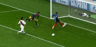 Review: France – Peru