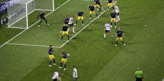 Review: Germany - Sweden