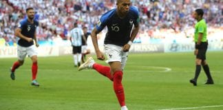 Review: France – Argentina