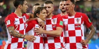 Review: Croatia – Nigeria