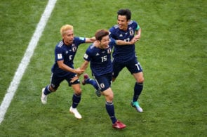 Review: Colombia – Japan