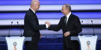 Vladimir Putin's Russia revels in a World Cup nobody could take away