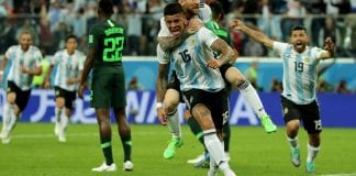 Review: Nigeria – Argentina
