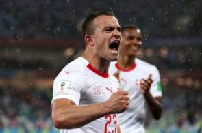 Review: Serbia – Switzerland