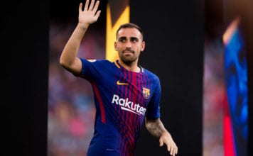 Everton in for Paco Alcacer