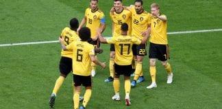 Review: Belgium – England