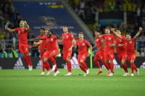 Review: Colombia – England