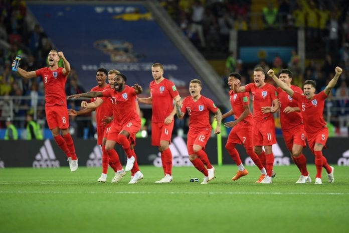 Klinsmann wants England to win the World Cup