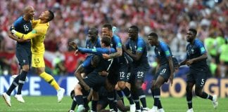 Review: France – Croatia