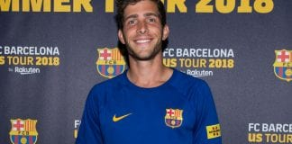 FC Barcelona Welcome Party