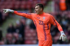 England U21 v Ukraine U21 - U21 European Championship Qualifier