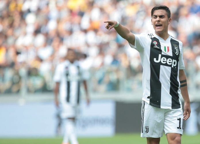 8c6d86cd4b6 Liverpool are reportedly not interested in making an attempt at signing Juventus  star Paulo Dybala this summer