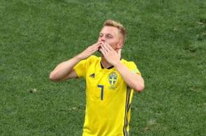 Sweden v Korea Republic: Group F - 2018 FIFA World Cup Russia