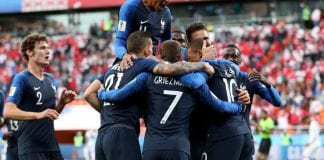 France v Peru: Group C - 2018 FIFA World Cup Russia
