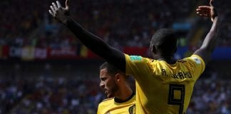 Belgium v Tunisia: Group G - 2018 FIFA World Cup Russia