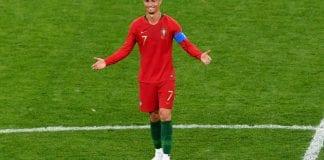 Iran v Portugal: Group B - 2018 FIFA World Cup Russia