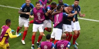 France v Argentina: Round of 16 - 2018 FIFA World Cup Russia