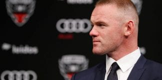 DC United Introduce Wayne Rooney