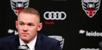 DC United Introduce Wayne Rooney