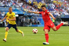 Sweden v England: Quarter Final - 2018 FIFA World Cup Russia